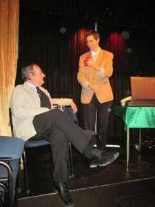 Tim Coles as Mr Keen