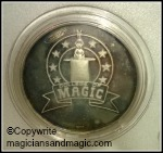 Silver Medallion - College of Magic