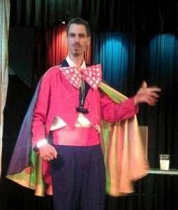 Timothy Coles Magician