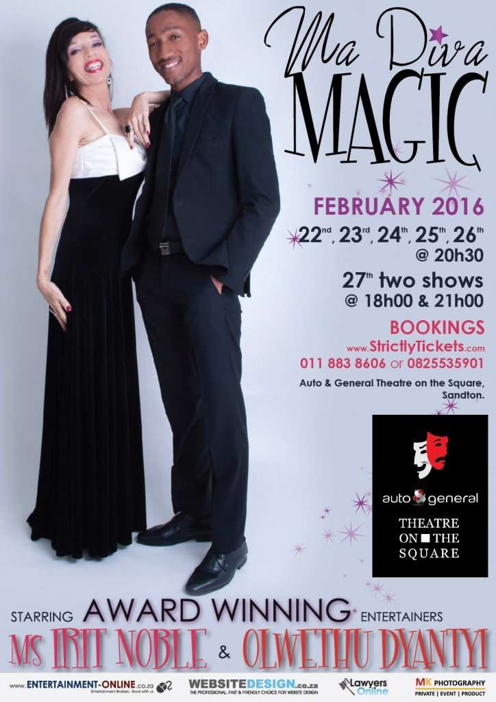 Ma Diva Magic poster