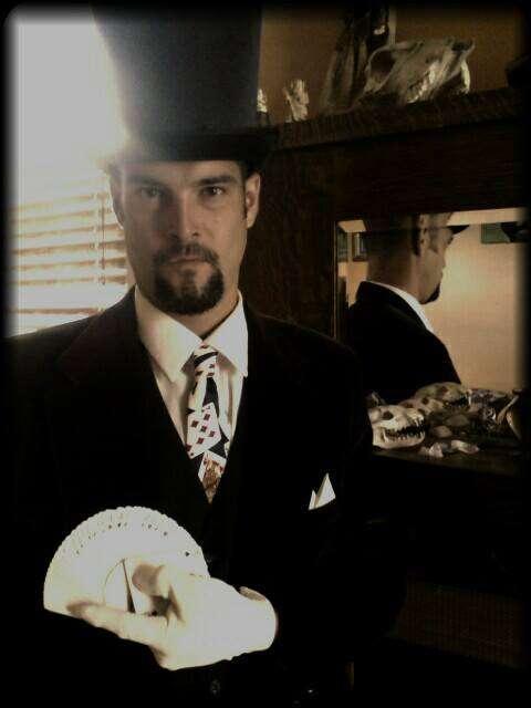 Bring the rabbit back!- Mr. E – Magician in Canada