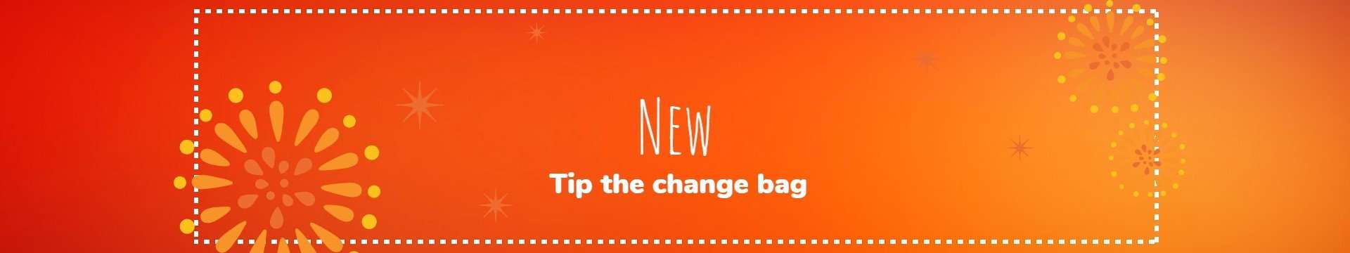 tip the change bag