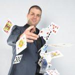 Profile picture of Michael Bourada, Ottawa Magician